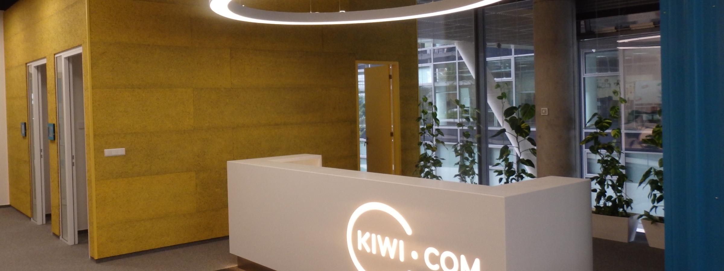Vestavba kanceláří KIWI