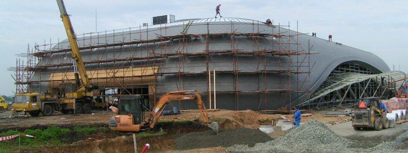 Výstavba-odbavovacího-terminálu-Letiště-Brno